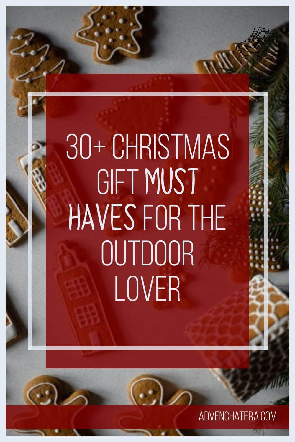 Feeling clueless about what to buy your outdoors-loving friend or family member for Christmas? With so many things to choose from, it can be hard what to decide to buy someone for the best holiday of the year! I made it easy by curating a list of fun outdoor gear for different budgets . Your adventurous loved one will appreciate you forever! | Christmas Gift List | Hiking Gear List | Holiday Gift List | Outdoor Gear List | Bucketlist #christmaswish #christmaslist #giftideas via @advenchatera via @advenchatera