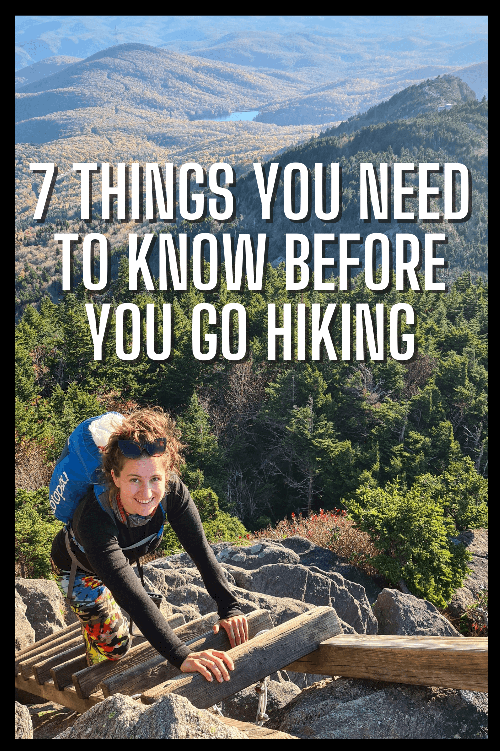 Some of these things I didn't even know after I had been hiking for a while. I was sad to find out that I had been doing it wrong this whole time!! Now I've got my act together by understanding why these 7 things exist. It will help make nature more enjoyable for everyone! You definitely want to make sure you've read and understood these rules before setting out on a hike! | Hiking Tips | Backpacking Tips | Leave No Trace | Hiking Ideas | #hikes #nature #ethics via @advenchatera via @advenchatera