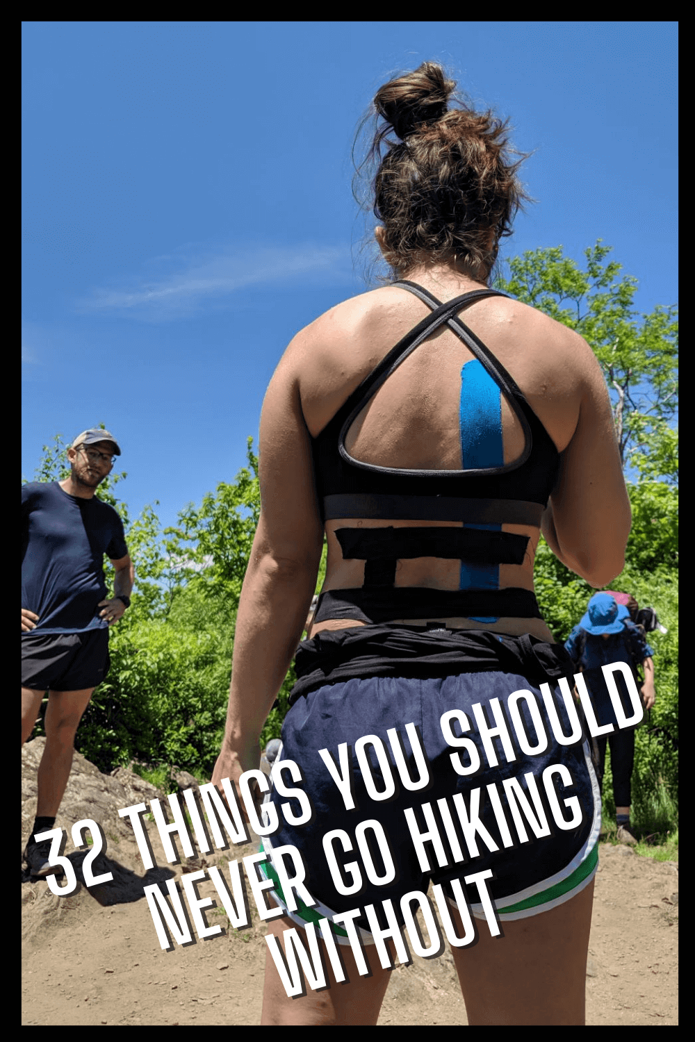 There's ONE thing we almost never think about when we go hiking that may be more important than everything else you bring! Some of us have one in our house, some of us in our car or at our job, but do you have one in your backpack? What will you do if you fall and sprain your ankle 5 miles from civilization? What if your friend gets stung by a bee and finds out they're allergic? Be sure to read this post and find out how to be prepared! | Backpacking | First Aid | #hikingtips via @advenchatera via @advenchatera